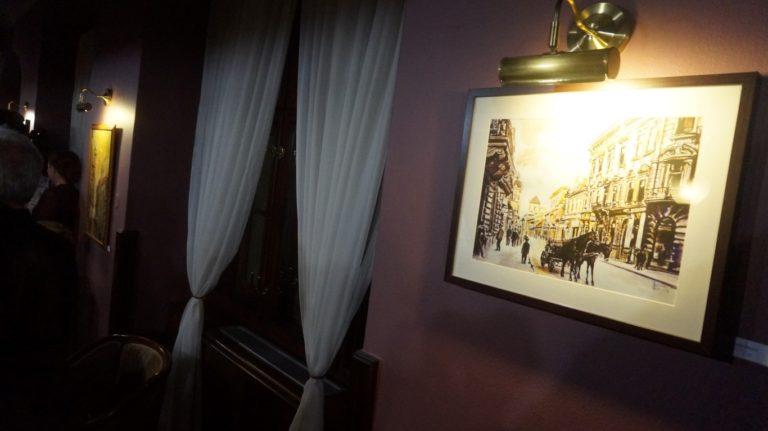 Exhibition at Hotel Bankov, Kosice, Slovakia